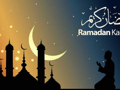 ООО «КаспийТелеком» поздравляет всех абонентов со священным месяцем «Рамадан»